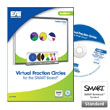 EAI® Virtual Fraction Circles for the SMART Board®