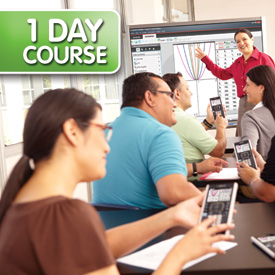 Instructional Practice with TI-Nspire or TI-84 Plus Technology - 1 Day Course