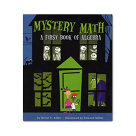 Mystery Math: A First Book of Algebra - Softcover