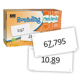 Rounding Flash Cards