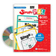 SmartPAL® Guides Reproducible Worksheets: Sight Word Bingo (with CD-ROM)