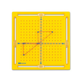 X-Y Coordinate Geoboard: Single