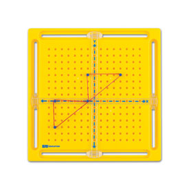 X-Y Coordinate Geoboard: Set of 6