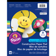 Construction Paper Pad - Heavyweight: Assorted Colors - 48 Sheets