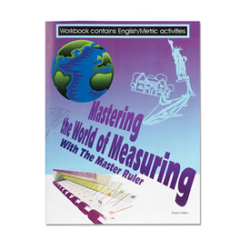 Mastering the World of Measuring with The Master Ruler®: English/Spanish