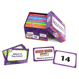 Ten Frame Match Games: Grades 1-2