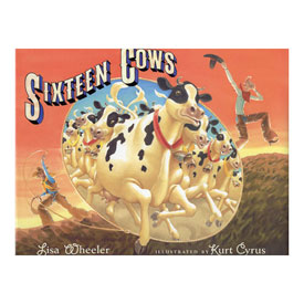 Sixteen Cows - Softcover