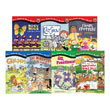All Aboard Math Readers - Set of 7
