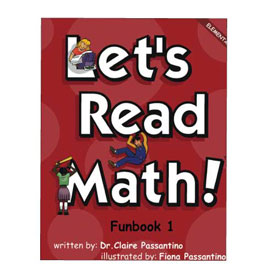 Let's Read Math: Funbook 1: Student Book