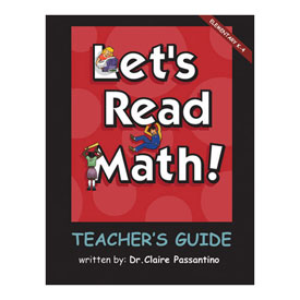 Let's Read Math: Funbook 1: Teacher's Guide