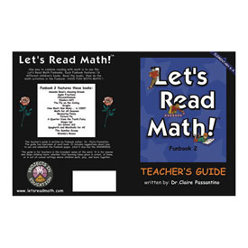 Let's Read Math: Funbook 2: Teacher's Guide
