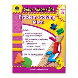 Daily Warm-Ups: Problem Solving Math: Grade 5