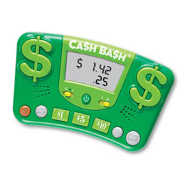 Cash Bash® Electronic Flash Card