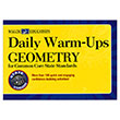 Daily Warm-Ups: Geometry for Common Core State Standards with CD