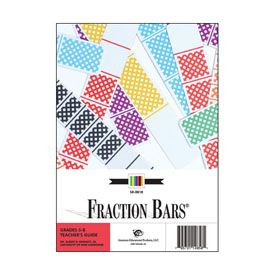 Fraction Bars® Teacher Guide: Grade 5-8
