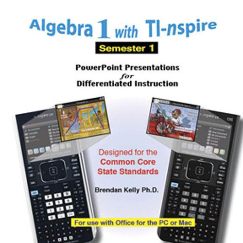 Dvd For Algebra 1 W Ti Nspire Semester 1 Powerpoint