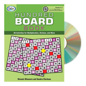 Hundred Board Book: Grades 3-5