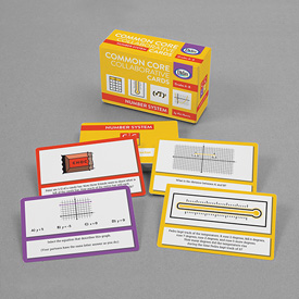 Common Core Collaborative Cards - Number System