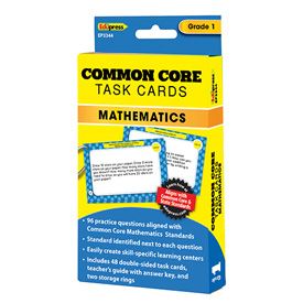 Common Core Math Task Cards: Grade 1