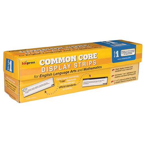 Common Core Display Strips ELA Mathematics Grade 1