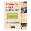 Common Core, Unit by Unit