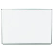 "Wall-Mounted Whiteboard: 48"" x36"""