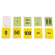 F.U.N.™ Empty Number Line Cards, Gr. K-1
