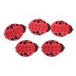 Ladybug Ten Frames - Set of 5