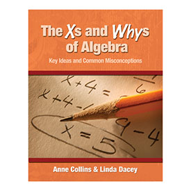 The X's and Whys of Algebra