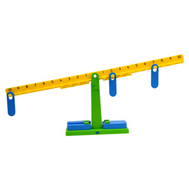 Mini Math Balance with Weights