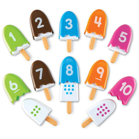 Smart Snacks® Number Pops™