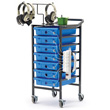 7 Device Tech Cart