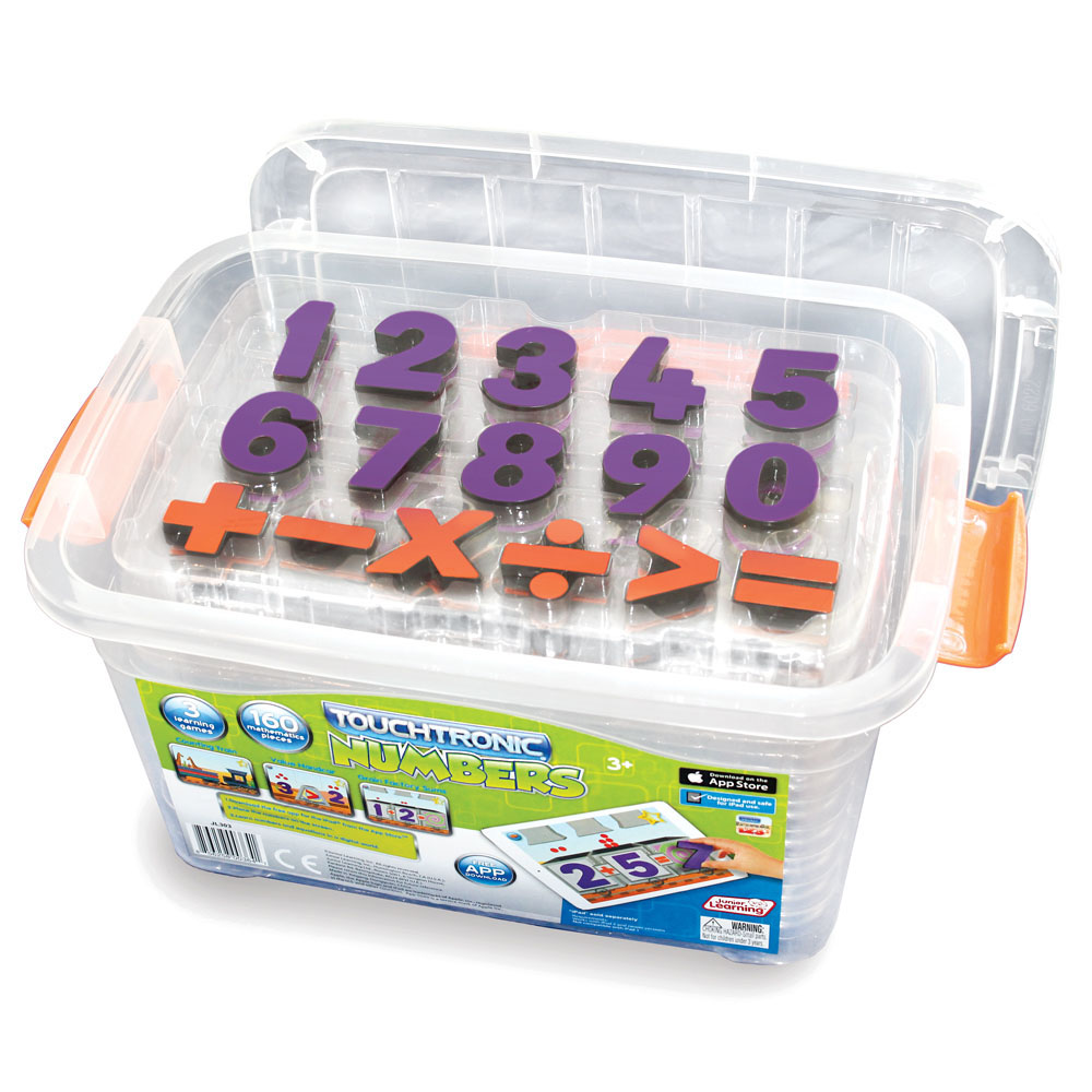 Touchtronic Numbers Classroom Kit