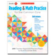 Reading & Math Practice for the Common Core - Grade 1