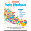 Reading & Math Practice for the Common Core - Grade 4