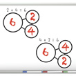 Number Bonds Magnet Set