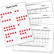 Five & Ten Frames Activity Cards