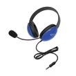 Listening First™ Stereo Headset with To Go™ Plug - Blue