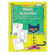 Pete the Cat Math Workbook - Kindergarten