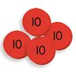 Sensational Math™ Place Value Discs - Tens - Set of 100