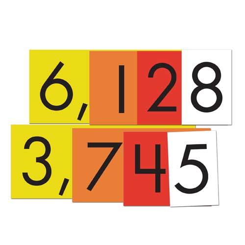 sensational math 4 value whole numbers place value cards place rh eaieducation com Base Ten Clip Art Place Value Chart Clip Art