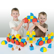 3D Magnetic Blocks Super Set
