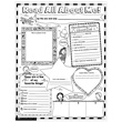 Instant Personal Poster Sets: Extra, Extra, Read All About Me! - Grades K-2