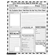 Instant Personal Poster Sets: Extra, Extra, Read All About Me! - Grades 3-5