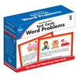 CenterSOLUTIONS® Task Cards: Word Problems: Grade 2