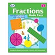 Fractions Made Easy: Understanding Fractions with Visual Models - Grade 4