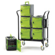 Tech Tub2® Modular Cart with Syncing USB Hub - Holds 32 iPads®