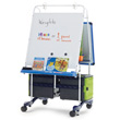 Royal® Reading Writing Center with Tech Tub2® - Holds 12 Devices