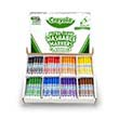 Crayola Broad Line Ultra-Clean Washable Markers Classpack® - 8 Colors - 200 Count