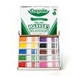 Crayola Fine Line Markers Classpack® - 10 Colors - 200 Count